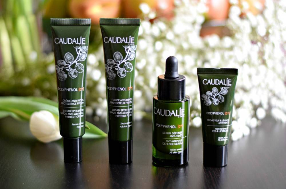 Skin Protection with Caudalie