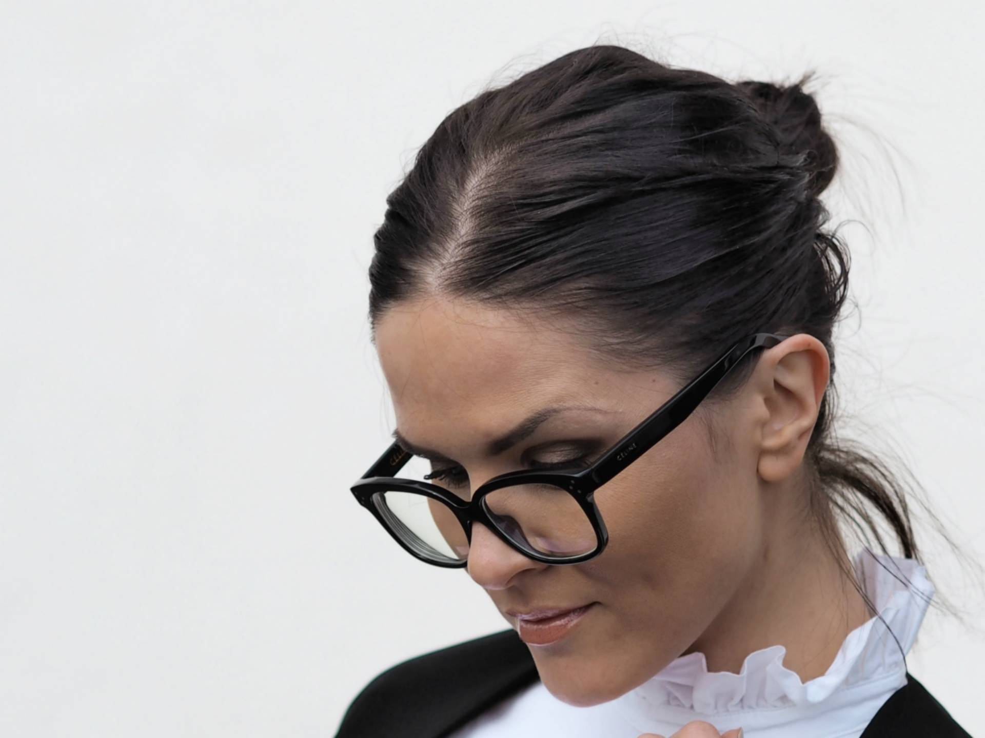 0383673cde5 ... ARCHIVE BY ALEXA HARRY BLOUSE AND CELINE GLASSES - LAFOTKA FASHION  BLOGGER ...
