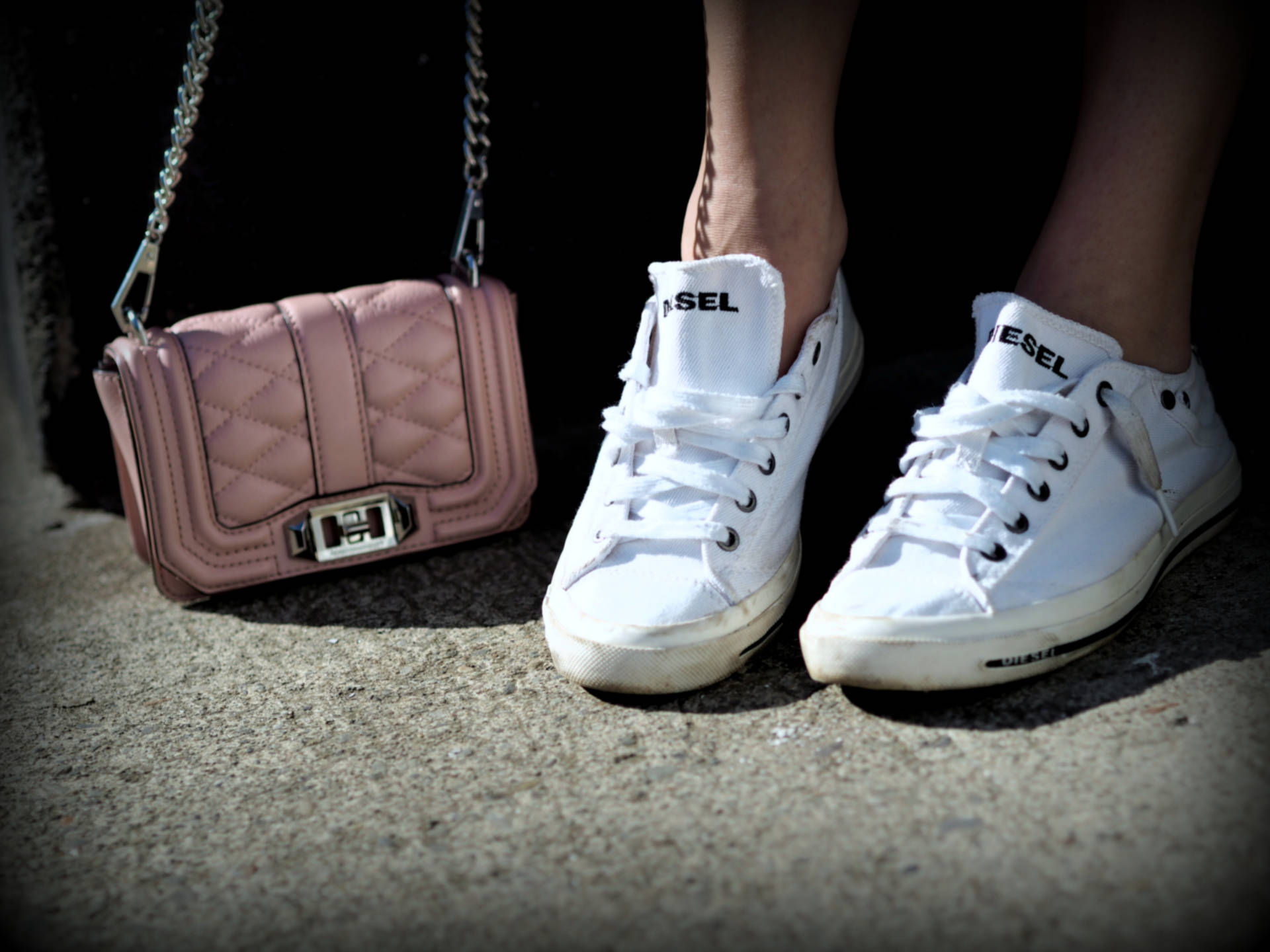 DIESEL SNEAKERS - LAFOTKA FASHION BLOGGER