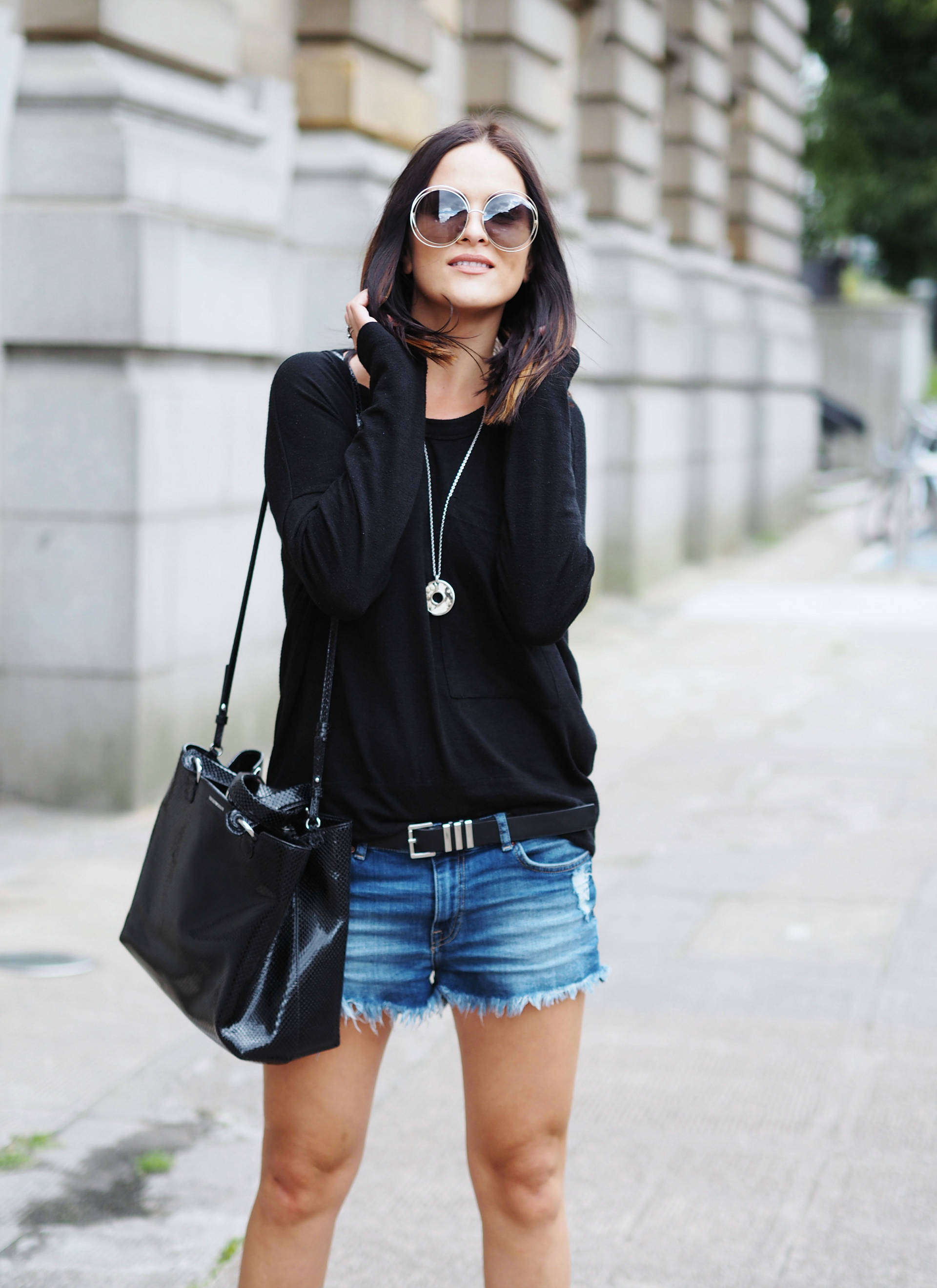 LAFOTKA UK FASHION BLOGGER CASUAL STYLE WITH COWBOY BOOTS