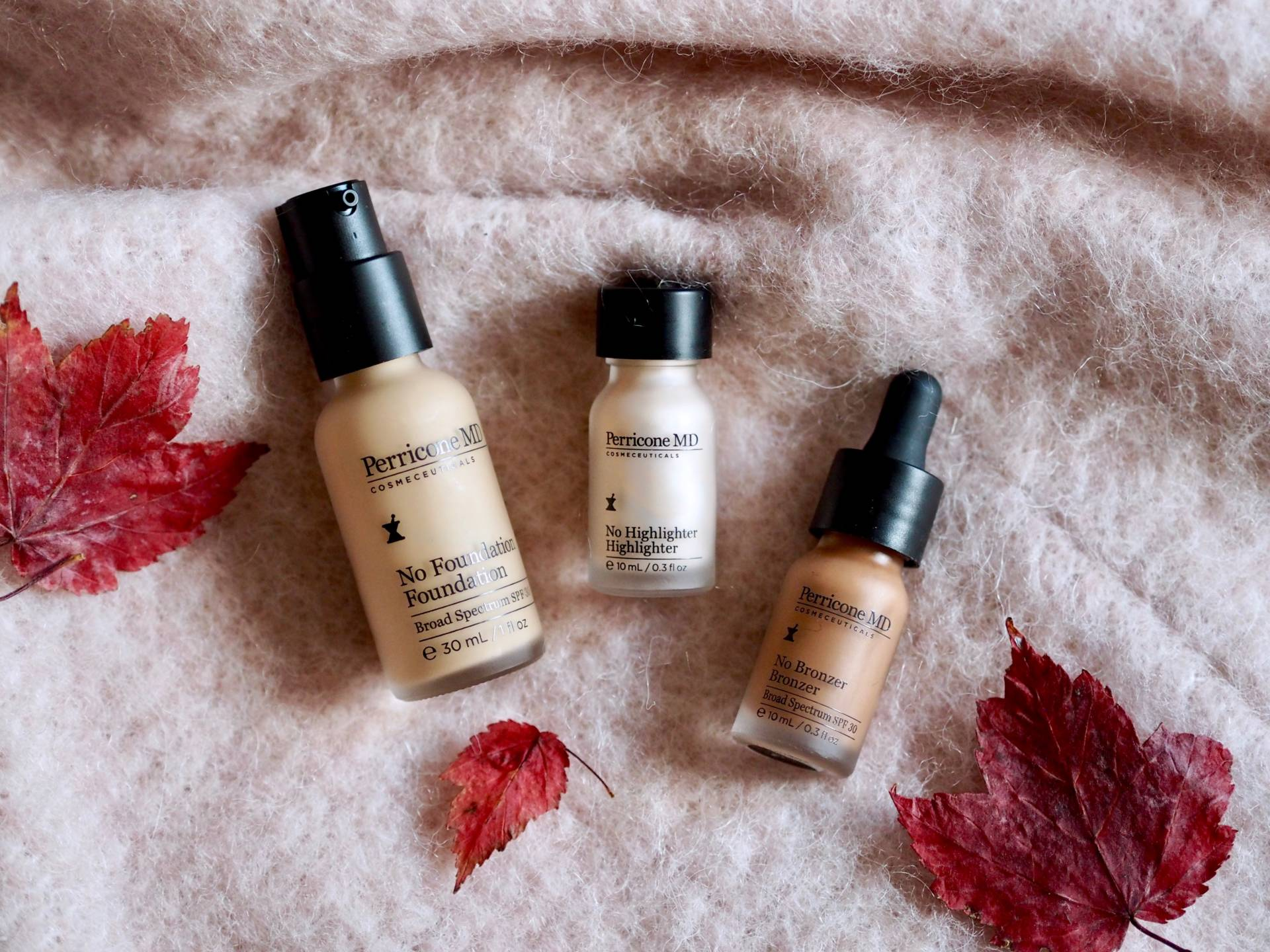 Perricone MD No make-up make-up review blogger LAFOTKA
