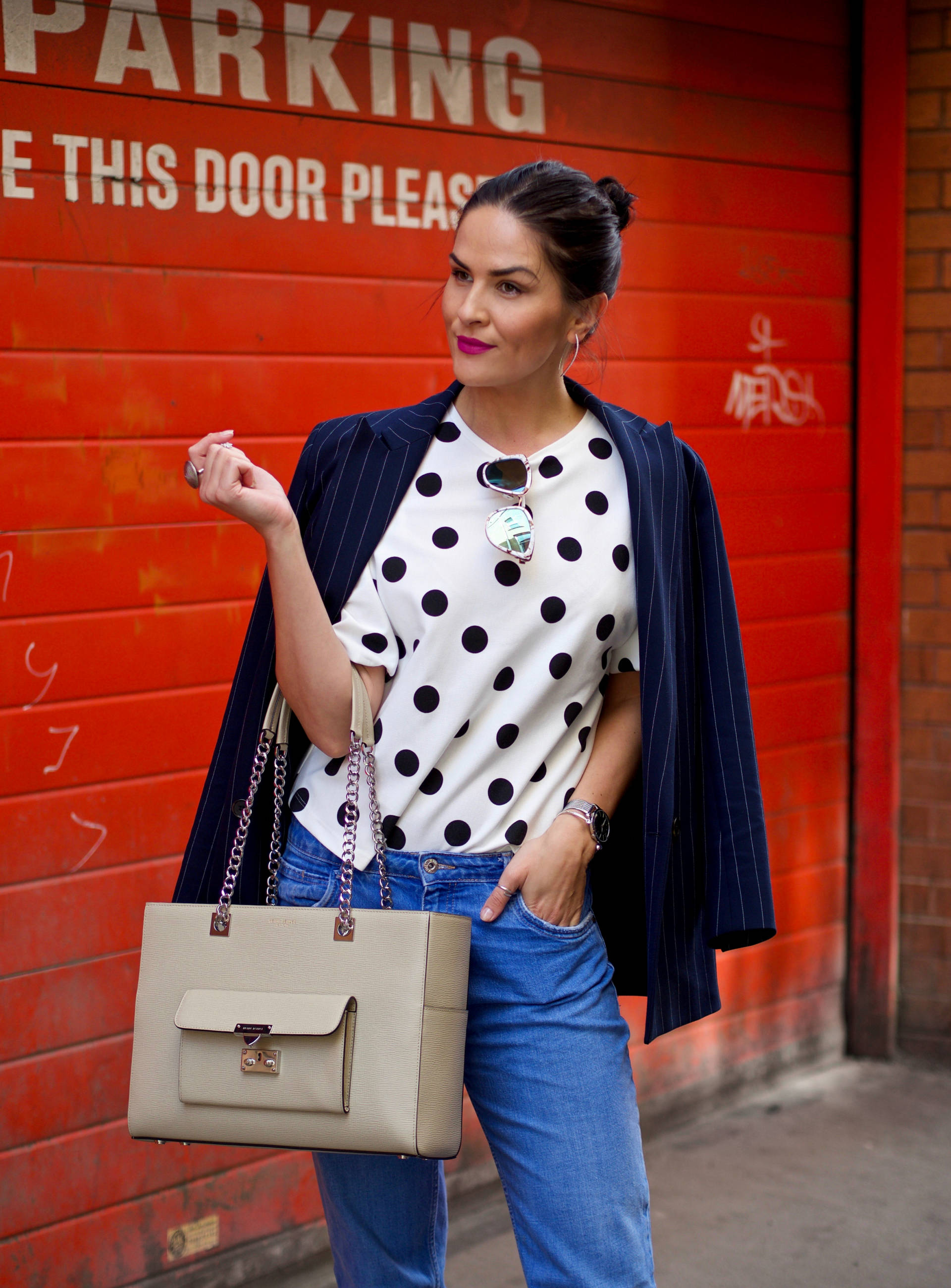 Glasgow Fashion Blogger LAFOTKA