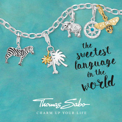 JOIN ME AT THOMAS SABO IN EDINBURGH & GLASGOW