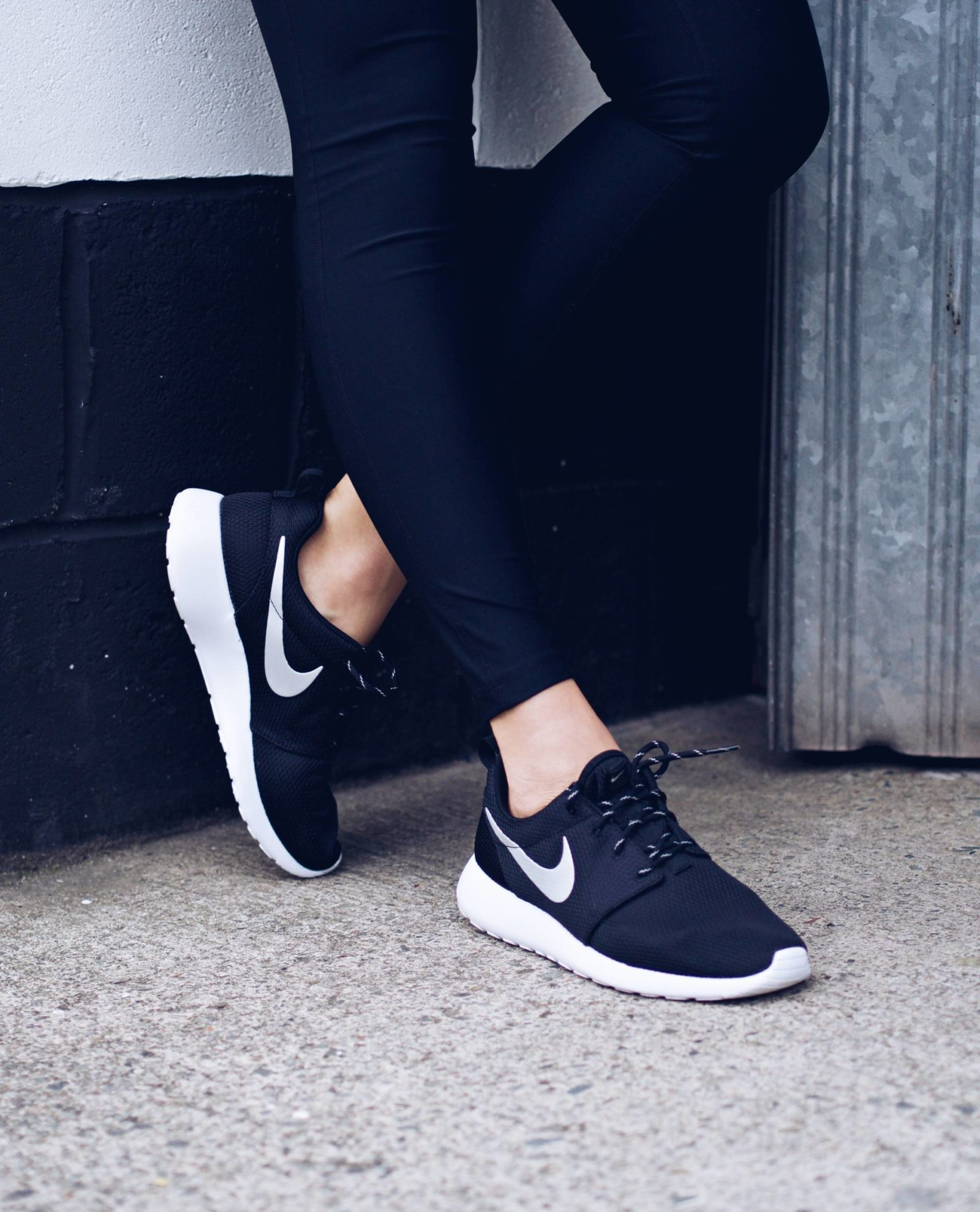 Nike Women's Sportswear styled by UK Fashion Blogger LAFOTKA Label