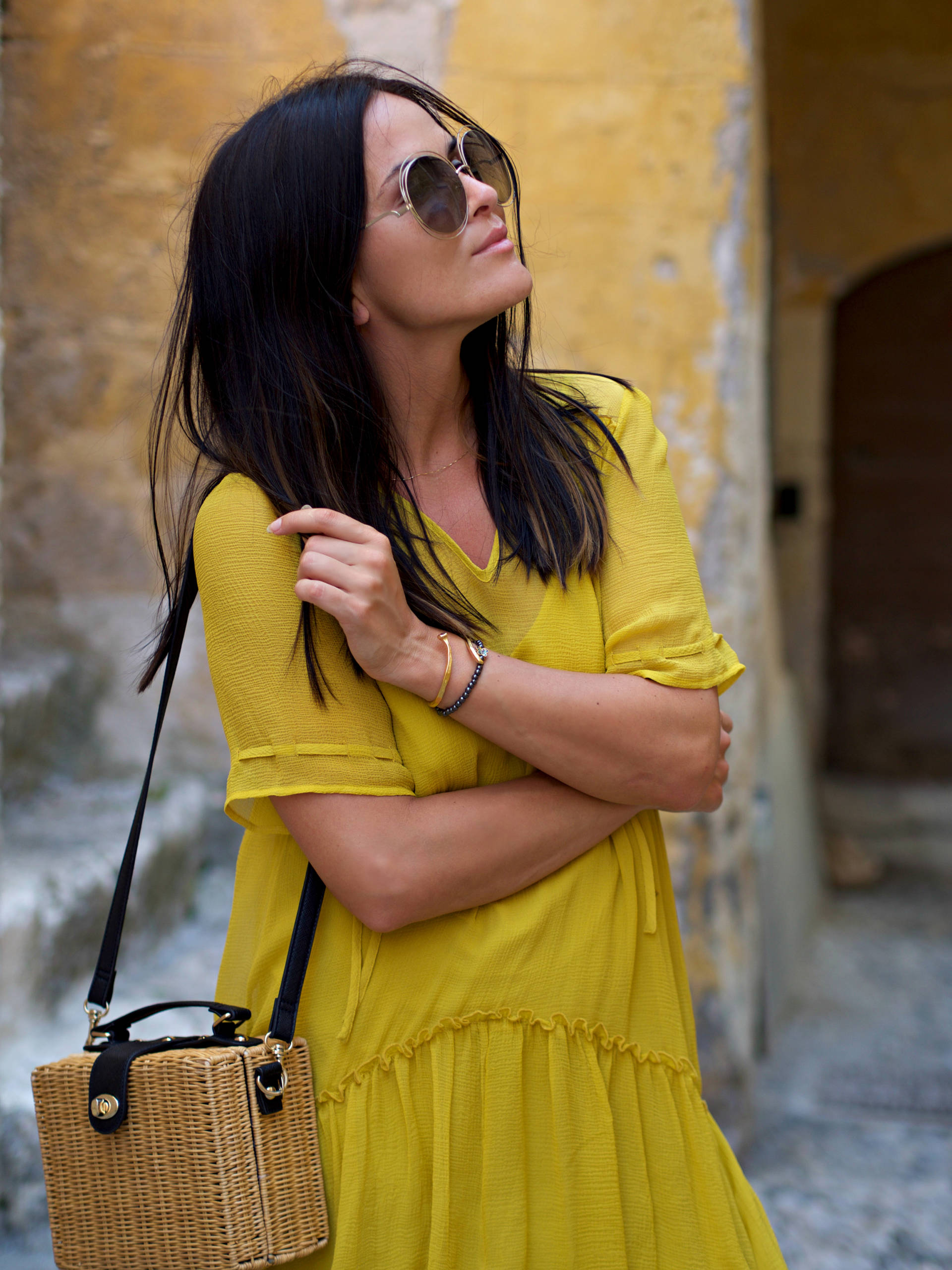 Baum-Und-Pferdgarten-Yellow-Summer-Dress-Atterley-LAFOTKA-Fashion-Blogger