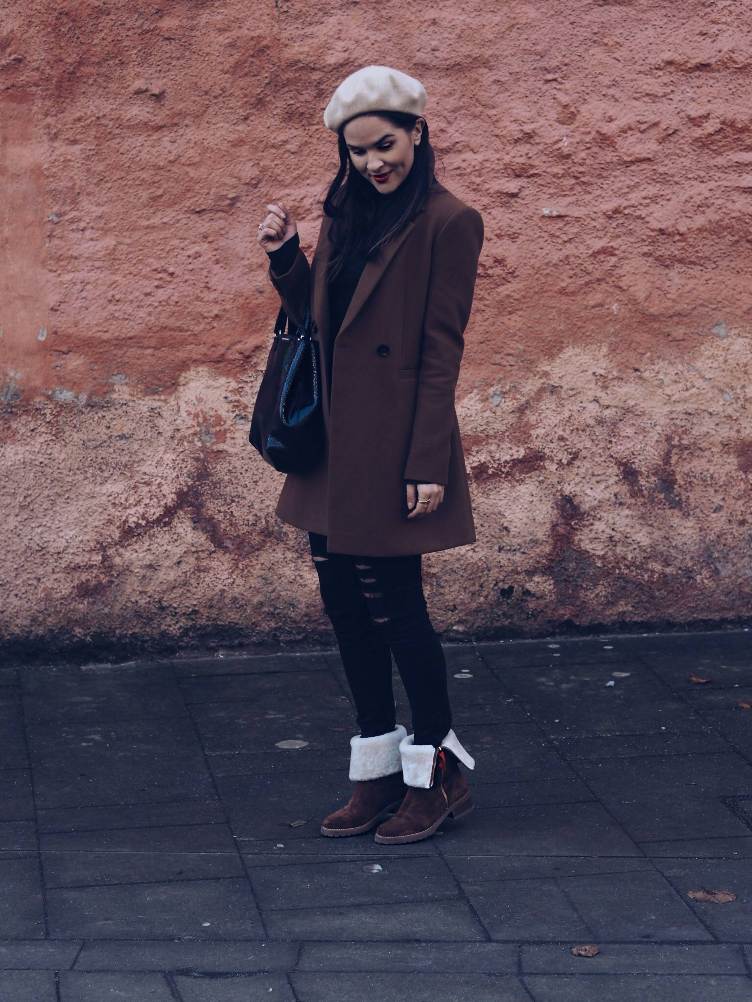 BERET-TREND-CASUAL-WEEKEND-AUTUMN-LOOK-LAFOTKA-SCOTTISH-FASHION-BLOGGER