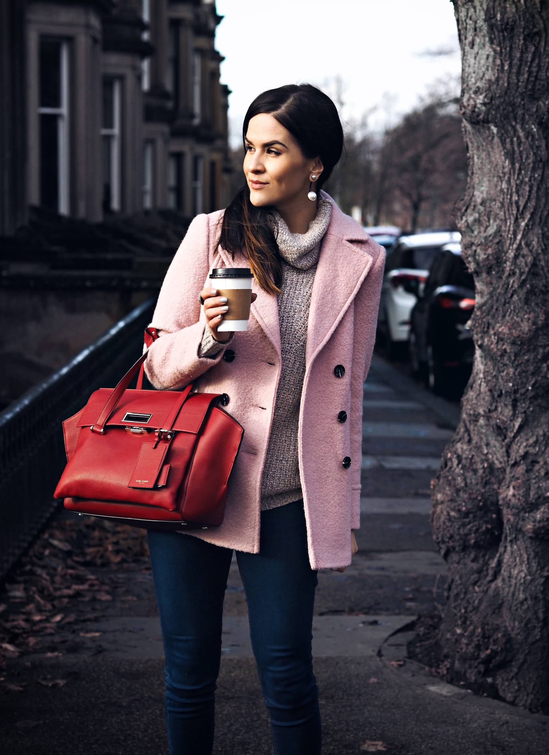LAFOTKA M&CO WINTER COLLECTION TV AD STREET STYLE M&CO FASHION SCOTLAND