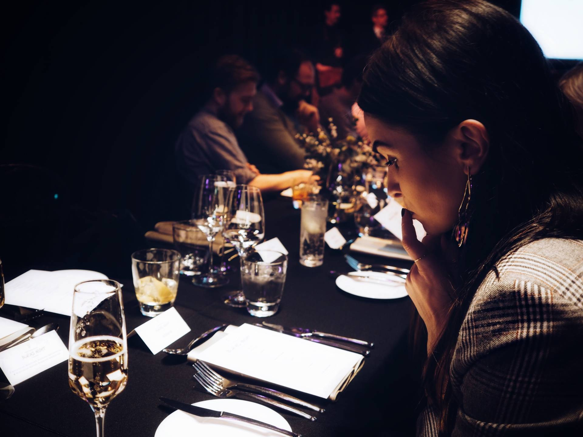glenfiddich burns dinner experience