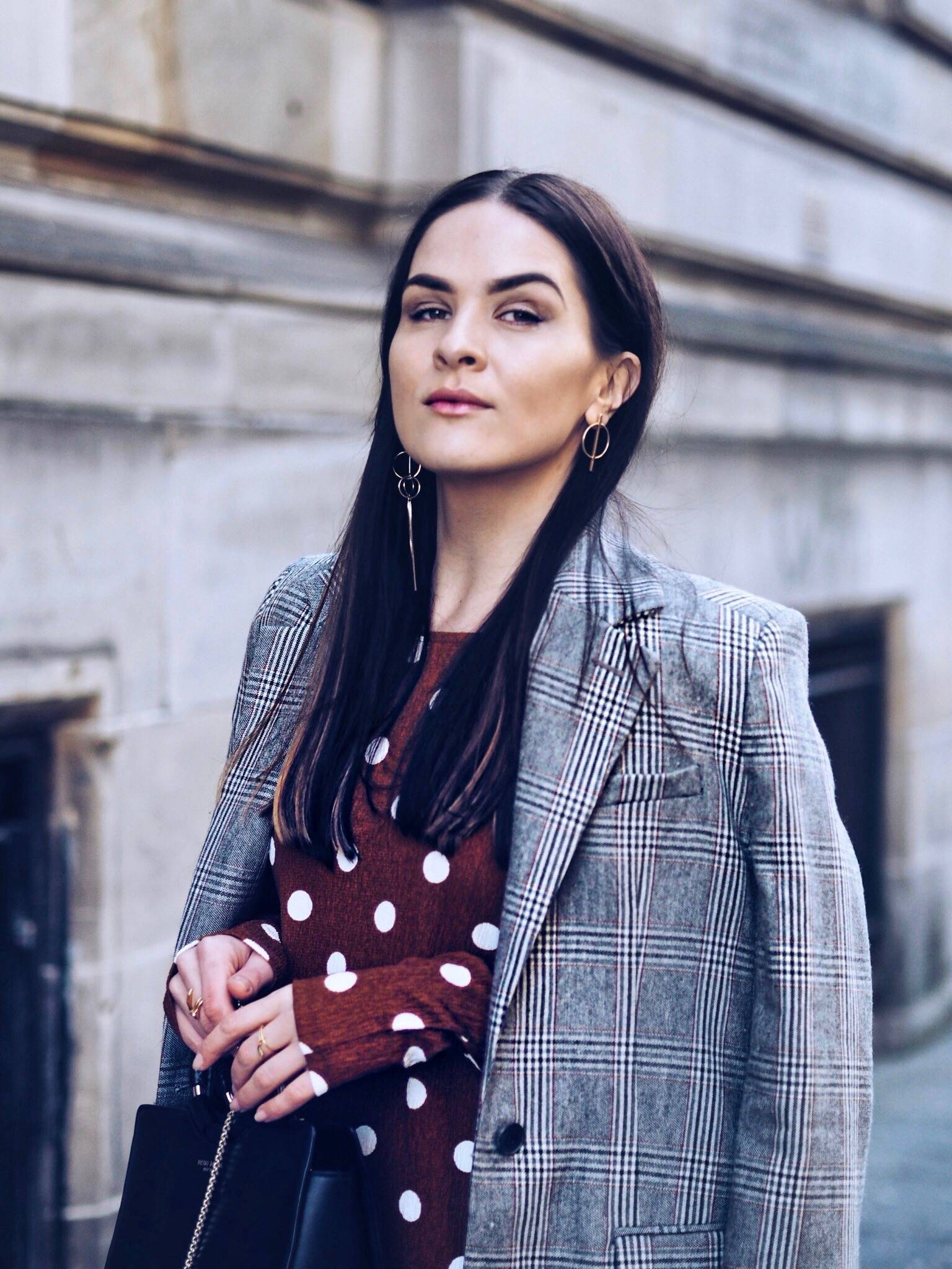 CHECK-BLAZER-STREET-STYLE-SCOTTISH-BLOGGER-LAFOTKA