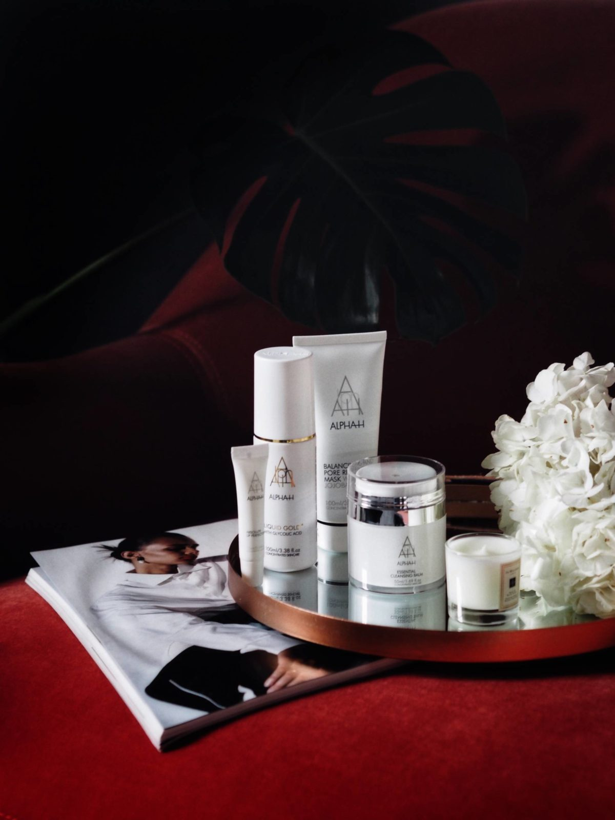 WINTER SKINCARE WITH ALPHA-H