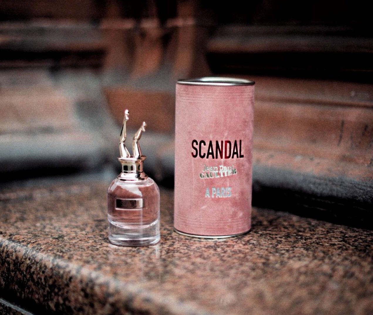 Be More French with Scandal Jean Paul Gaultier