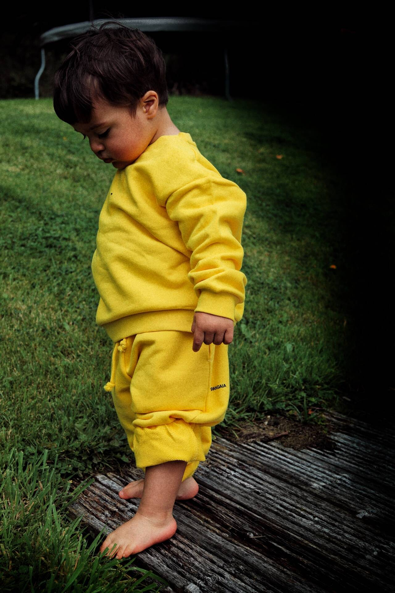 LAFOTKA-PANGAIA-POP-COLOUR-COLLECTION-KIDS-WOMEN-YELLOW